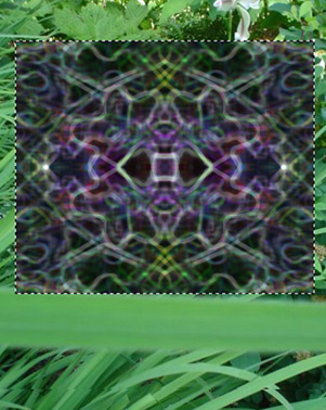 Kaleidoscope Tile Patterns with Adobe ImageReady